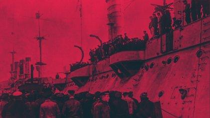 Hace cien años en Berlín: los revolucionarios alemanes pisan el césped