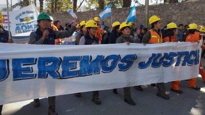 En Jujuy mineros continúan su reclamo por condiciones de seguridad