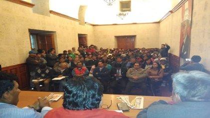 Perú: el 5 de agosto inicia huelga indefinida en Arequipa contra el proyecto minero Tía María
