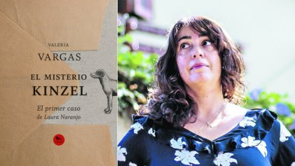 El misterio Kinzel: una novela policial de la chilena Valeria Vargas
