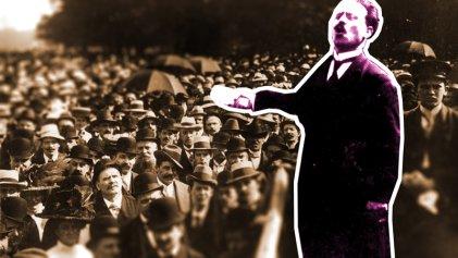 Karl Liebknecht, tribuno revolucionario del pueblo