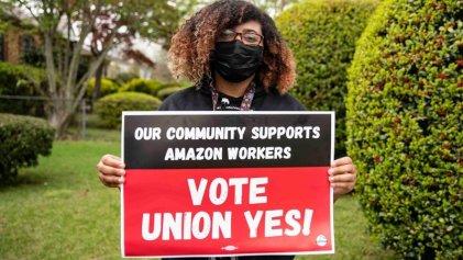 Entrevista: de Black Lives Matter a la sindicalización en Amazon