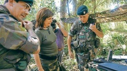 """Golpe en Bolivia: Bullrich se defiende acusando al Frente de Todos por """"no controlar"""""""