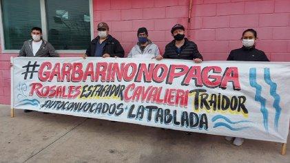 Autoconvocados de Garbarino: crece la bronca y organización ante la falta de respuestas