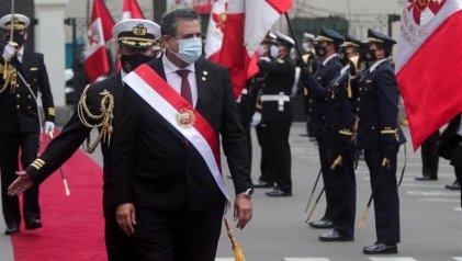 Cayó el Gobierno ilegítimo de Merino en Perú