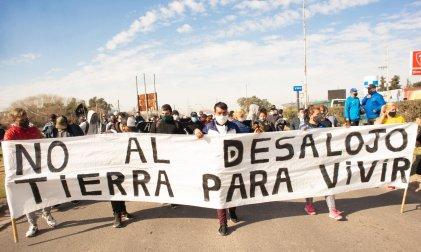 El problema de la vivienda y la criminalización de las tomas en Mendoza